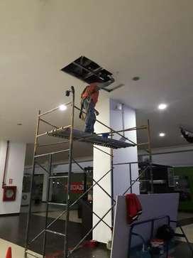 Drywall y servicios generales