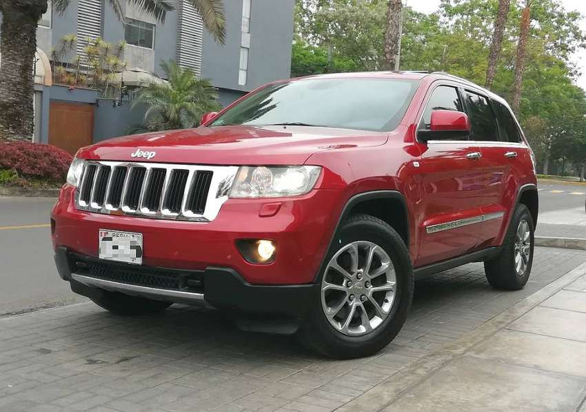 2011 JEEP GRAND CHEROKEE LIMITED 0