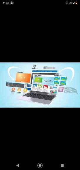 Se crean páginas web de acuerdo al la preferencia del cliente