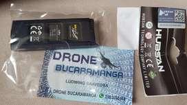 BATERIA 7.6V 550mAH DRONE hubsan X4 Star Pro H507A ENTRGA INMEDIATA