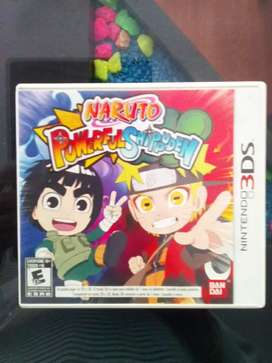 Nintendo 3DS - Naruto Powerful Shippuden
