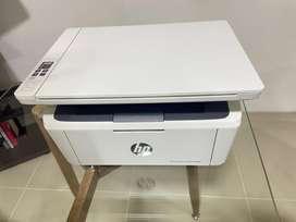 Impresora Multifuncional laserjet HP M28w