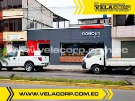 VENDO LOCAL COMERCIAL APTO PARA RESTAURANTE CON IMPLEMENTOS EN AV. RÍO LELIA