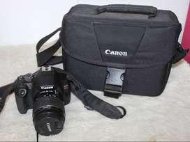 camara canon t6 reflex digital