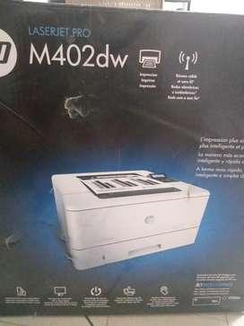 IMPRESORA LASER HP M402DW