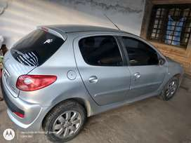 Peugeot 207 compact duela vende
