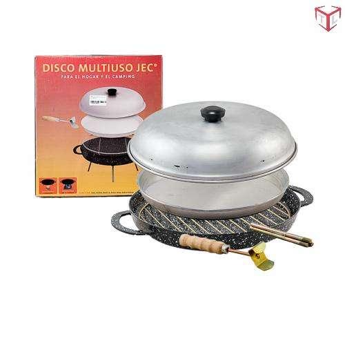 Disco Multiuso GRANDE Paellera Parrilla Fritera 0