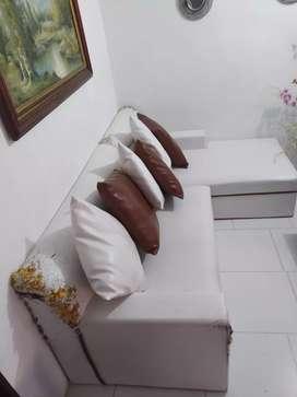 Sala para tapizar