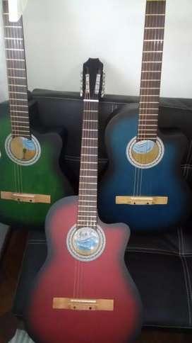 Guitarras Criollas NUEVAS