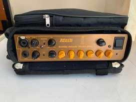 Amplificador de bajo MarkBass little mark tube 800