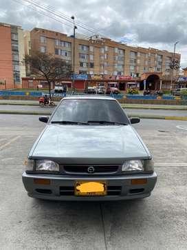 Mazda 323 pastuso
