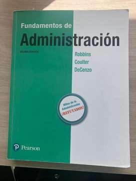 Fundamentos de administración. Pearson