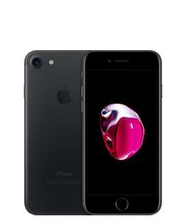IPhone 7 negro 32gigas