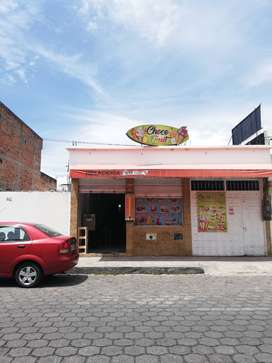 Local en el Centro de Ibarra