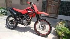 Motocross chemoto 250