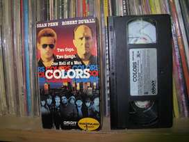 Colors  - 1988 - VHS HI-FI - Dennis Hopper -Sean Penn, Robert Duval