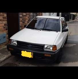 Vendo ford festiva  modelo 94