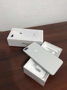 Vendo iPhone 8 Plus Silver 64 Gb