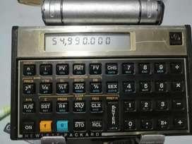 Calculadora hp 12 c financiera tasas interés flujos de caja. Bonos y más