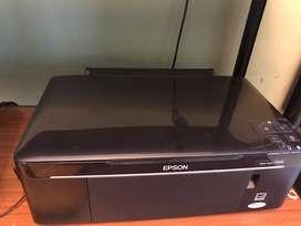Vendo impresora Epson Tx125 impecable estado