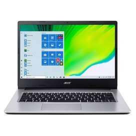 "Computador Portátil Acer 14"" AMD Ryzen 5 3500U - 8 GB RAM - Disco Duro 1 Tera 2GB Video"