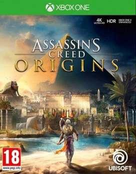 Assassins Creed Origins Xbox One, Físico
