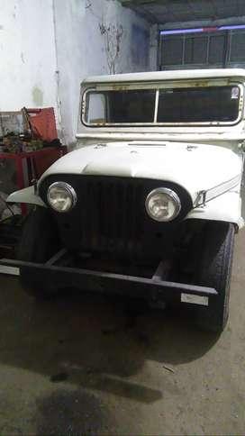 Vendo jeep para proyecto 1968