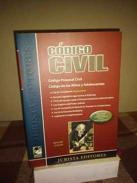 Código Civil JURISTA EDITORES