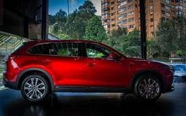 Mazda Cx9 Signature 2.5 L Turbo MODELO 2020 -  Carrera 30.