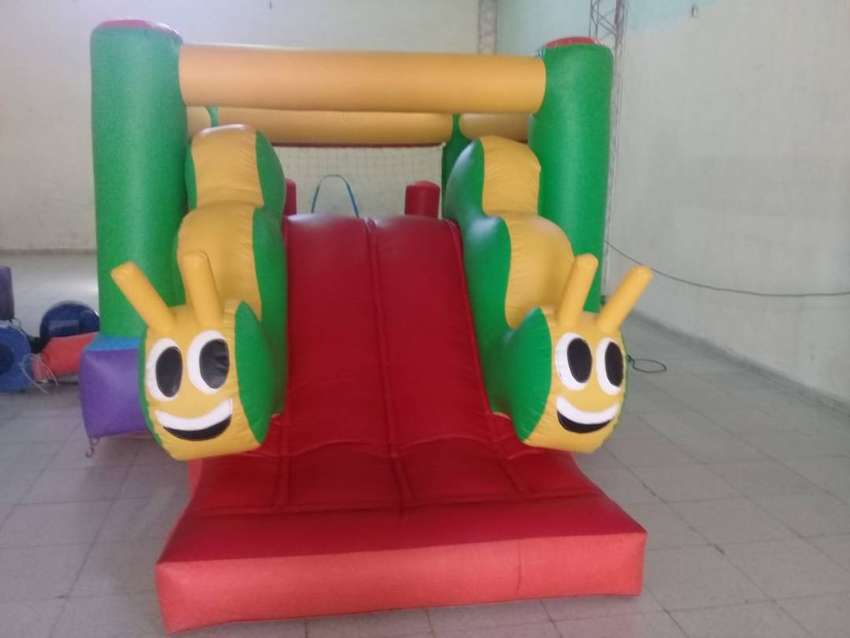 Castillo inflable 0