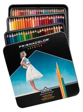 Caja de132 colores prismacolor premier