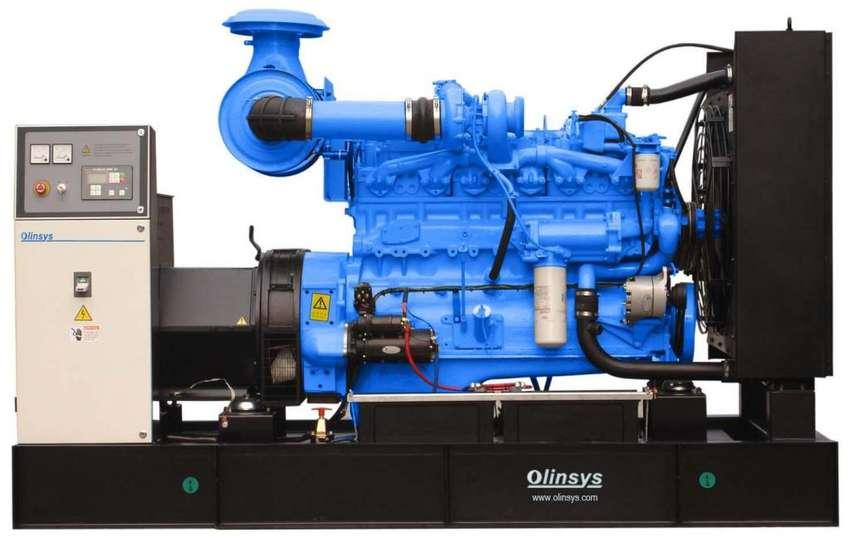Mantenimiento Y Reparación de Generadores 0