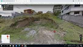 Vendo Terreno cerca peaje Valle de los Chillos