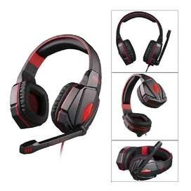 Audifonos Gamer Diadema Microfono Gaming Plus Kotion G4000