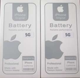 Batería iPhone versiones 6.6s 6plus 7, 7s 7 plus originales baterías