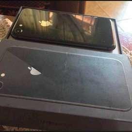 VENDO IPHONE 8 64GB BLACK500