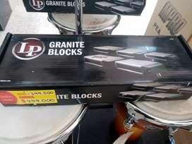 Granite jam blocks