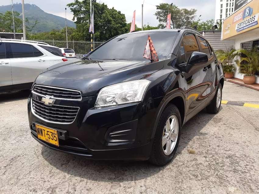 Chevrolet Tracker Ls 2013 Mec 0