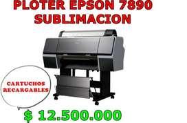 PLOTER EPSON 7890 SUBLIMACION