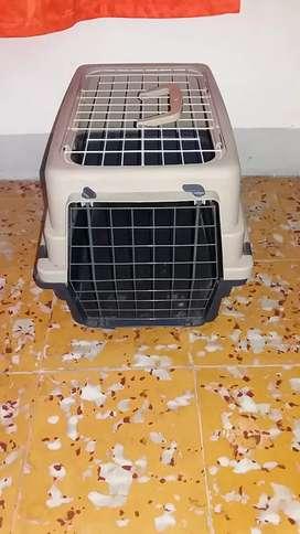 Guacal para perro pequeño (kennel)