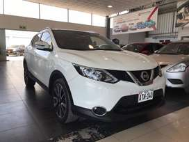 NISSAN QASHQAI FULL EXCLUSIVE AUT 2016
