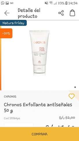 Chronos Exfoliante