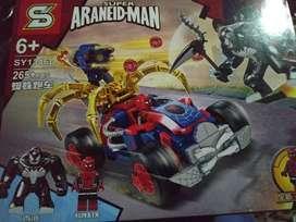 Legos y juguetes