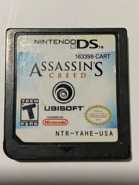 Juego Nintendo Ds Assassins Creed