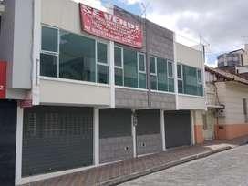 CASA CENTRO DE AMBATO 2 LOCALES GRANDES APTA PARA CUALQUIER NEGOCIO  SON 2 CASAS EN UNA PROPIEDAD 4 OFICINAS 7 BAÑOS