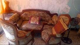 Juego de muebles Luis XV