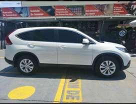 Vendo HONDA CRV 2014 única dueña