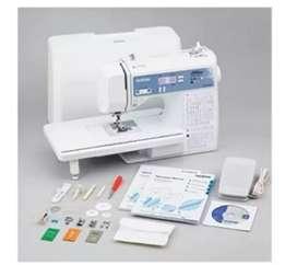 Maquina de coser Brother computarizada XR 9550 PRW