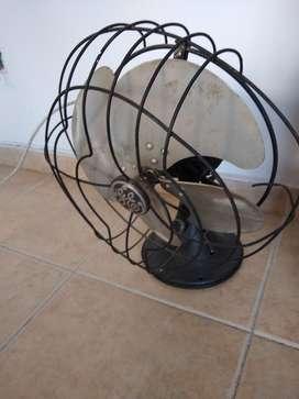 Ventilador Antiguo a Reparar