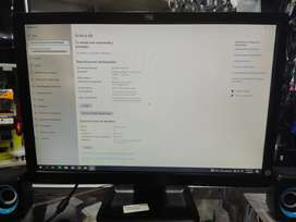 Monitor HP de 22 pulgadas